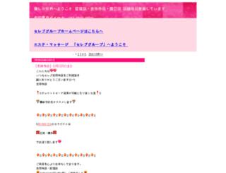 seleblog.seleb.biz screenshot