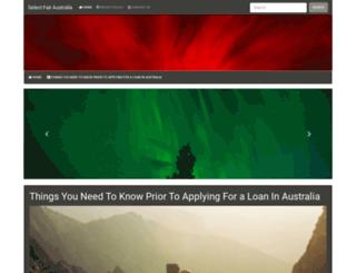 select-fair.com screenshot