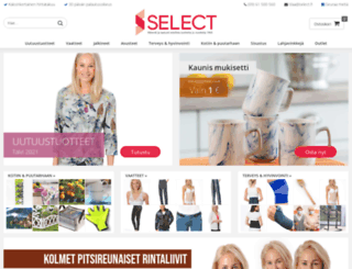 select.fi screenshot