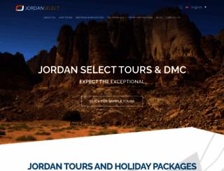 select.jo screenshot