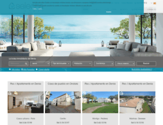 selectahomes.com screenshot