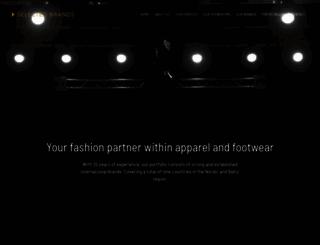 selectedbrands.com screenshot