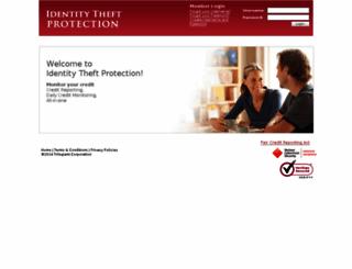 selectidtheftprotection.com screenshot