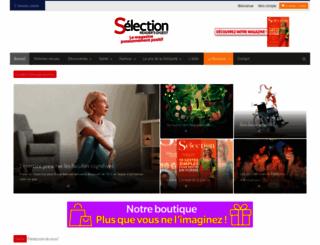 selectionclic.com screenshot