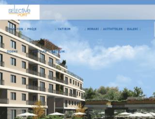 selectiveport.com screenshot