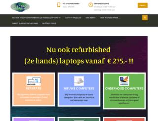 selectron.nl screenshot