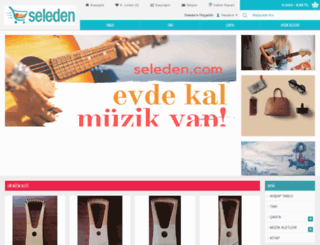seleden.com screenshot