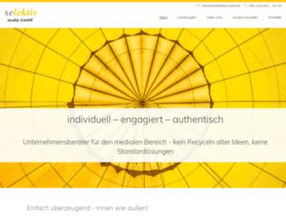 selektiv-media.de screenshot
