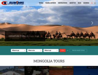 selenatravel.com screenshot