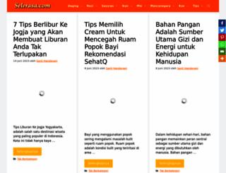 selerasa.com screenshot