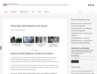self-defense.info screenshot