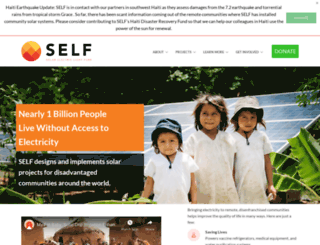 self.org screenshot