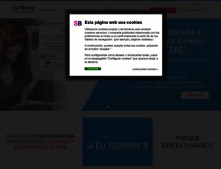 selfbank.es screenshot