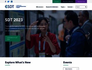 selfdeterminationtheory.org screenshot