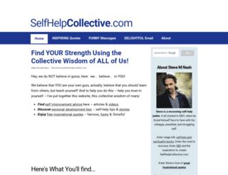 selfhelpcollective.com screenshot
