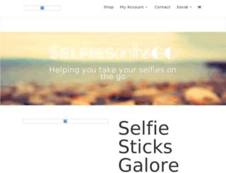 selfiesonthego.com screenshot