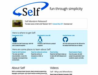 selflanguage.org screenshot