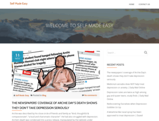 selfmadeeasy.com screenshot
