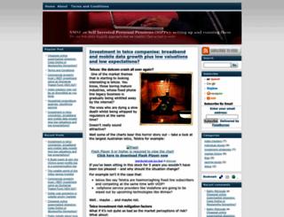 selfmanagedsuperfund.com screenshot