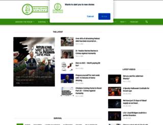 selfreliancecentral.com screenshot