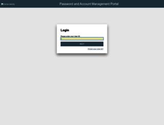 selfservice.washcoll.edu screenshot