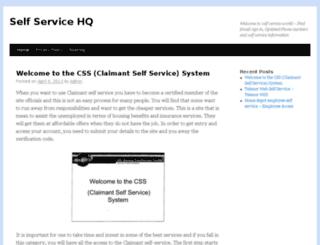 selfservicehq.com screenshot