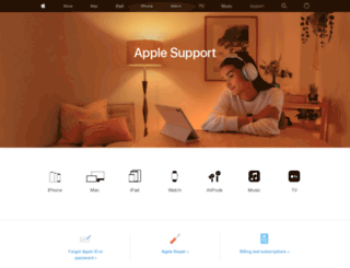 selfsolve.apple.com screenshot