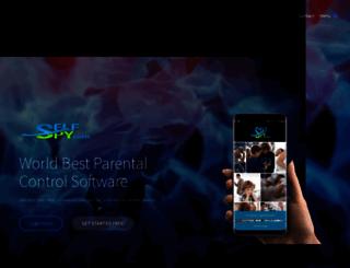 selfspy.com screenshot