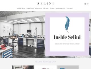 selini.com screenshot