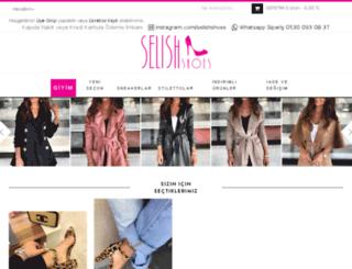 selish.com screenshot