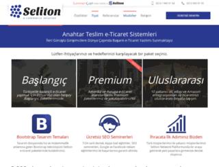 seliton.com.tr screenshot
