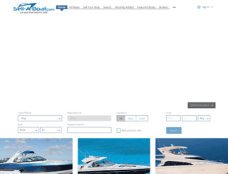 sell-a-boat.com screenshot