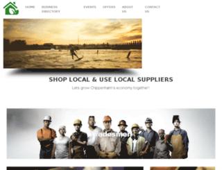 sell-it-local.com screenshot