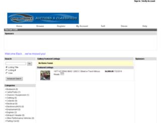 sell.dragbike.com screenshot