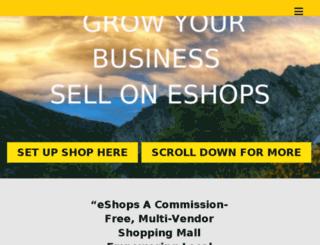 sell.eshops.co.nz screenshot