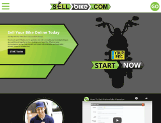 sellbike.com screenshot