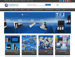 sellenis.com screenshot