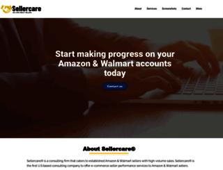 sellercare.com screenshot