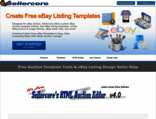 sellercore.com screenshot