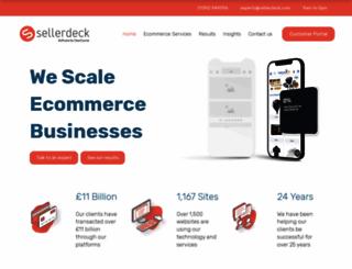 sellerdeck.com screenshot