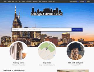 sellingnashville.com screenshot