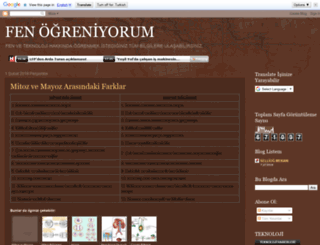 selliogfenci.blogspot.com screenshot
