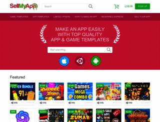 sellmyapp.com screenshot