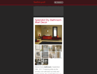 sellmyoil.com screenshot