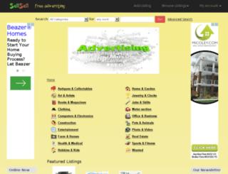 sellsell.ie screenshot
