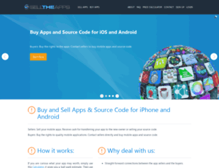 selltheapps.com screenshot