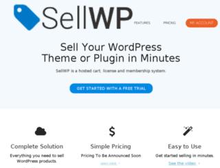sellwp.co screenshot