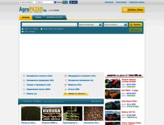 selo-konyavo.agropazar.bg screenshot