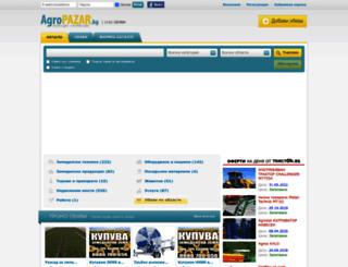selo-mihaltsi.agropazar.bg screenshot