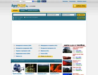 selo-pisarovo.agropazar.bg screenshot